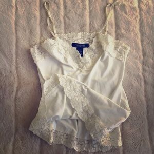 WHBM Lace Camisole